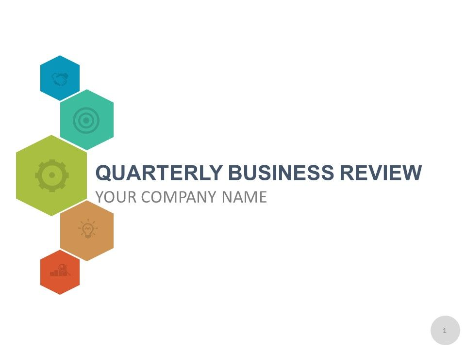 Quarterly Business Review Complete Powerpoint Deck With Slides PPT