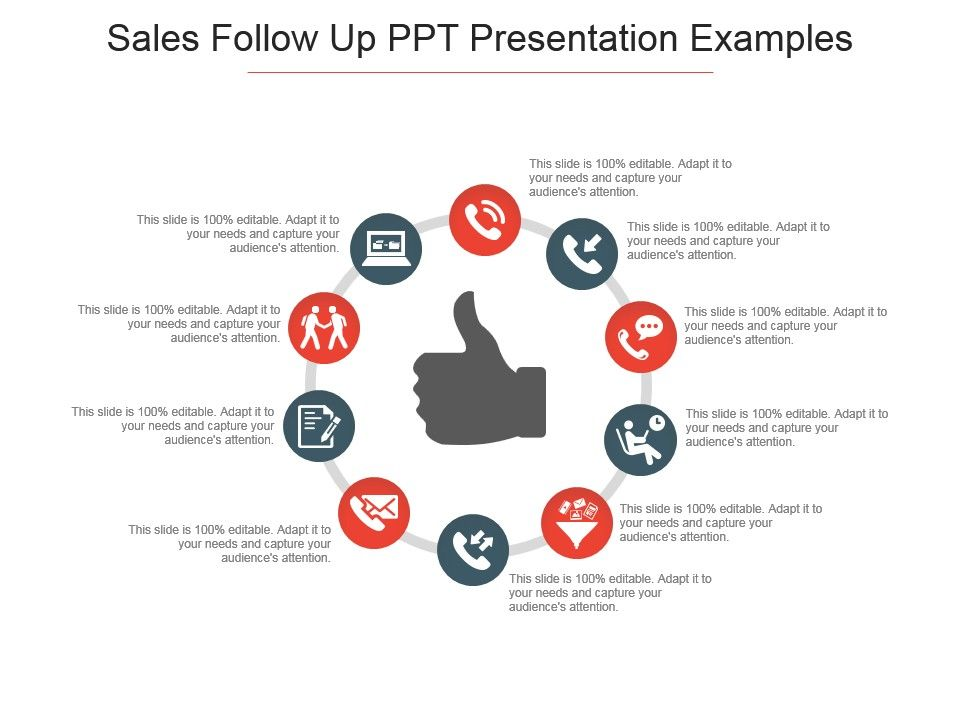 Sales Follow Up Ppt Presentation Examples PowerPoint Slide Clipart - follow sales
