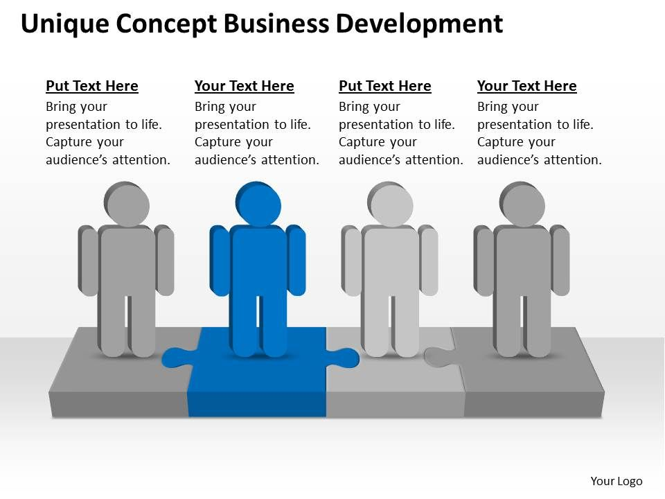 Strategy Consulting Business Development Powerpoint Templates PPT