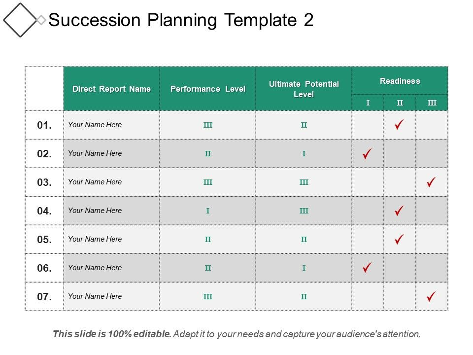 Corporate Succession Planning Template Image collections - Template - succession planning template