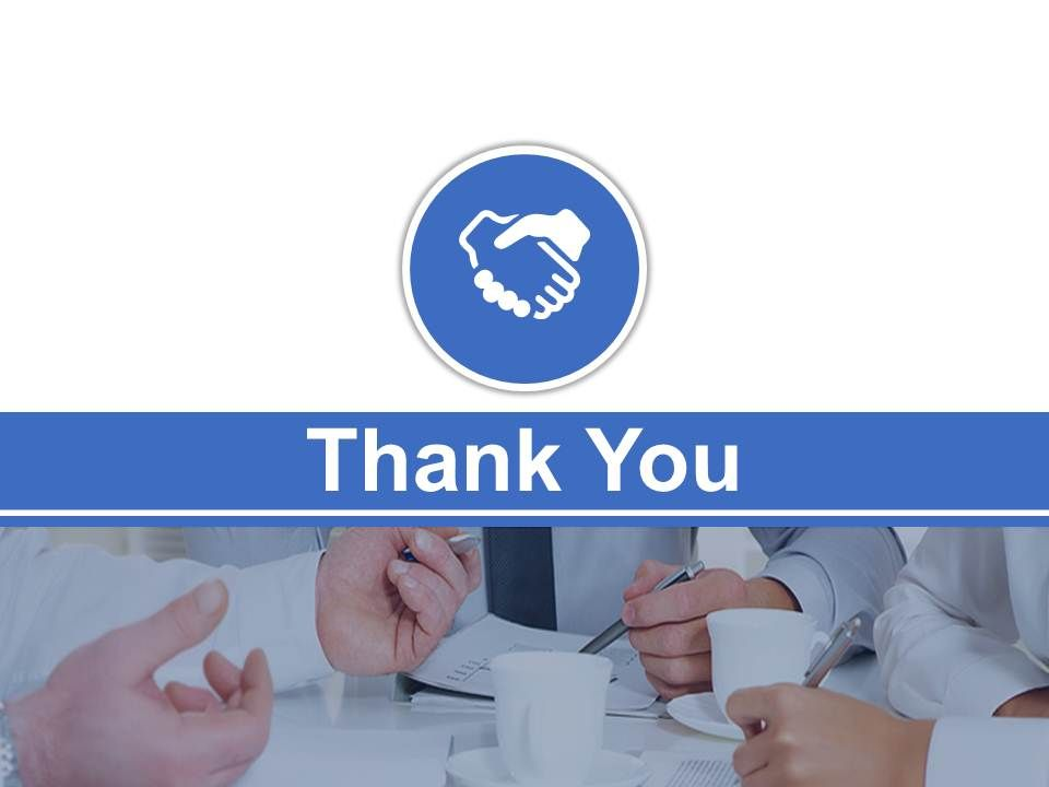 Thank You Slide For Business Team Powerpoint Slides PowerPoint