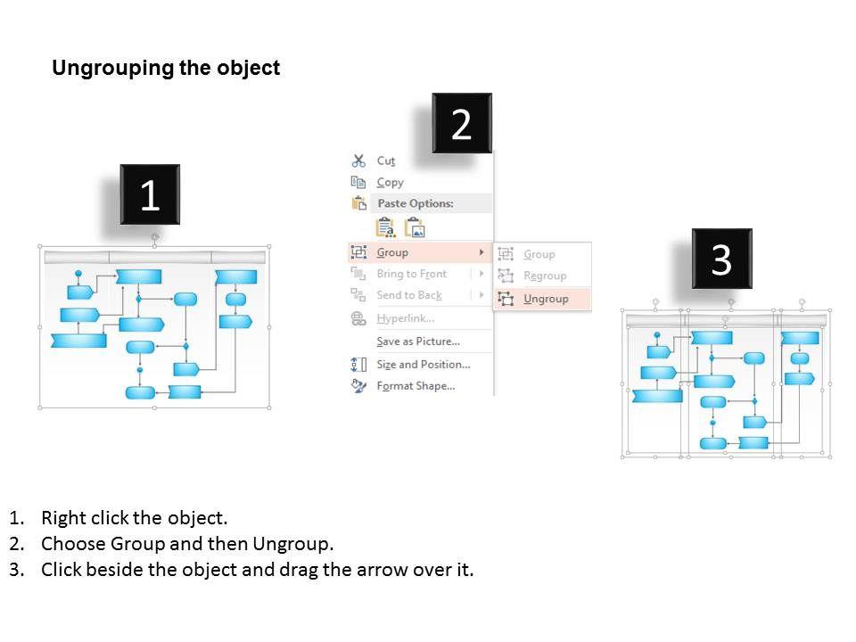 0814 Business consulting Diagram Swimlane Activity Process Flow