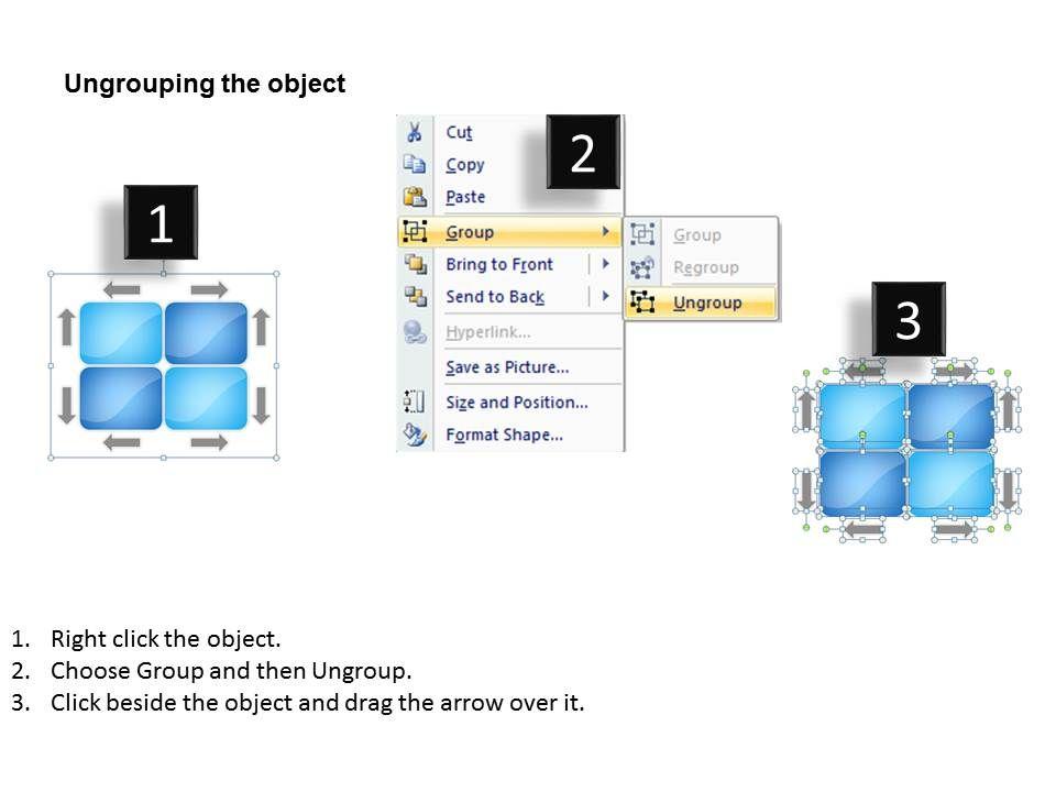 Ansoff mold diagram PowerPoint Slide Template Presentation