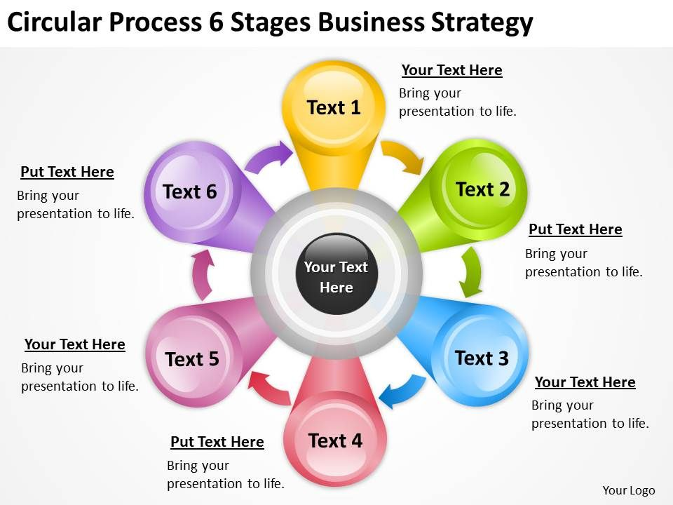 Business Cycle Diagram Stages Strategy Powerpoint Templates PPT