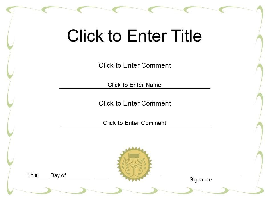 Business Diploma diploma Certificate Template of Appreciation