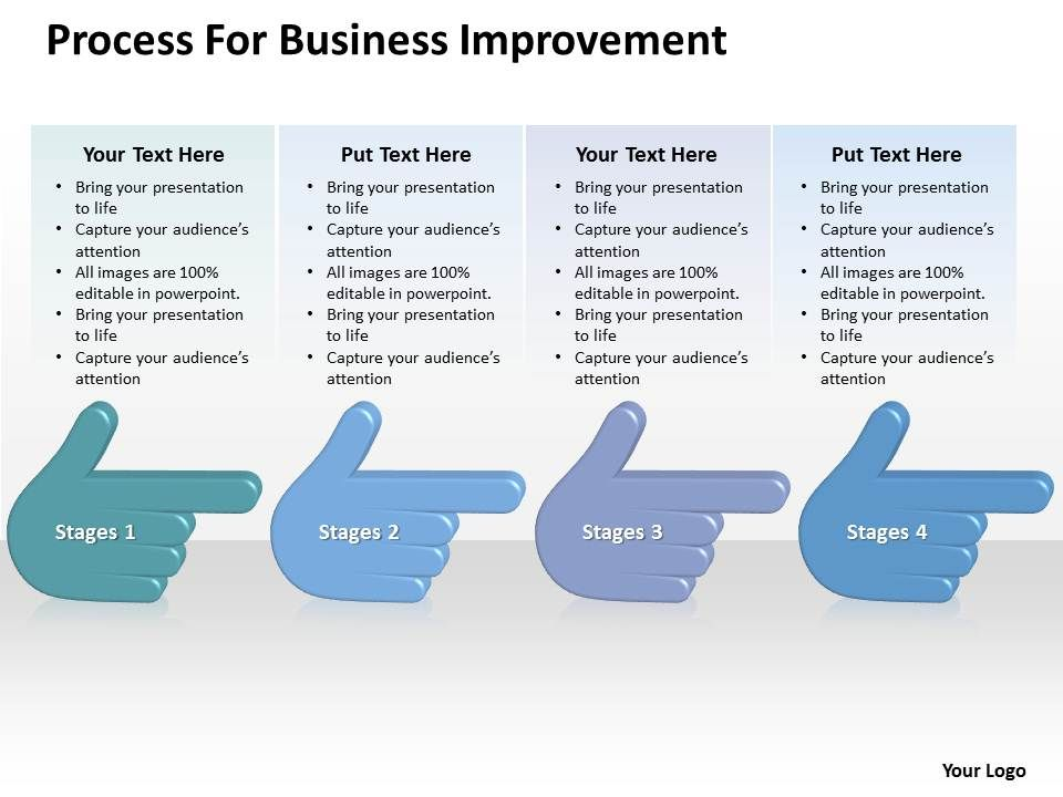Business Powerpoint Examples Improvement Templates PPT Backgrounds