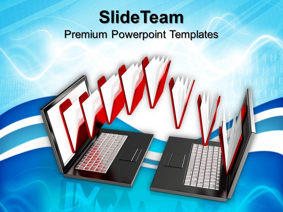 Digital Image Technology Powerpoint Templates And Themes Business