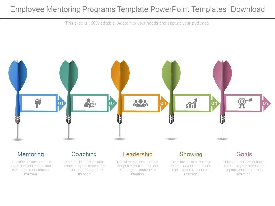 Employee Mentoring Programs Template Powerpoint Templates Download