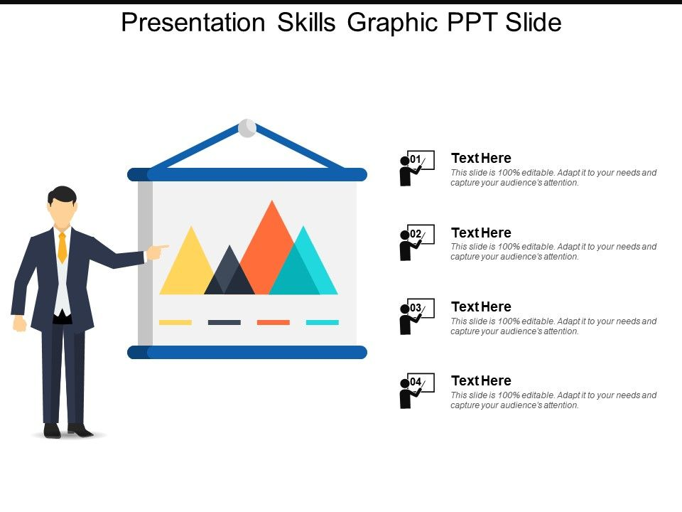 Presentation Skills Graphic Ppt Slide Templates PowerPoint