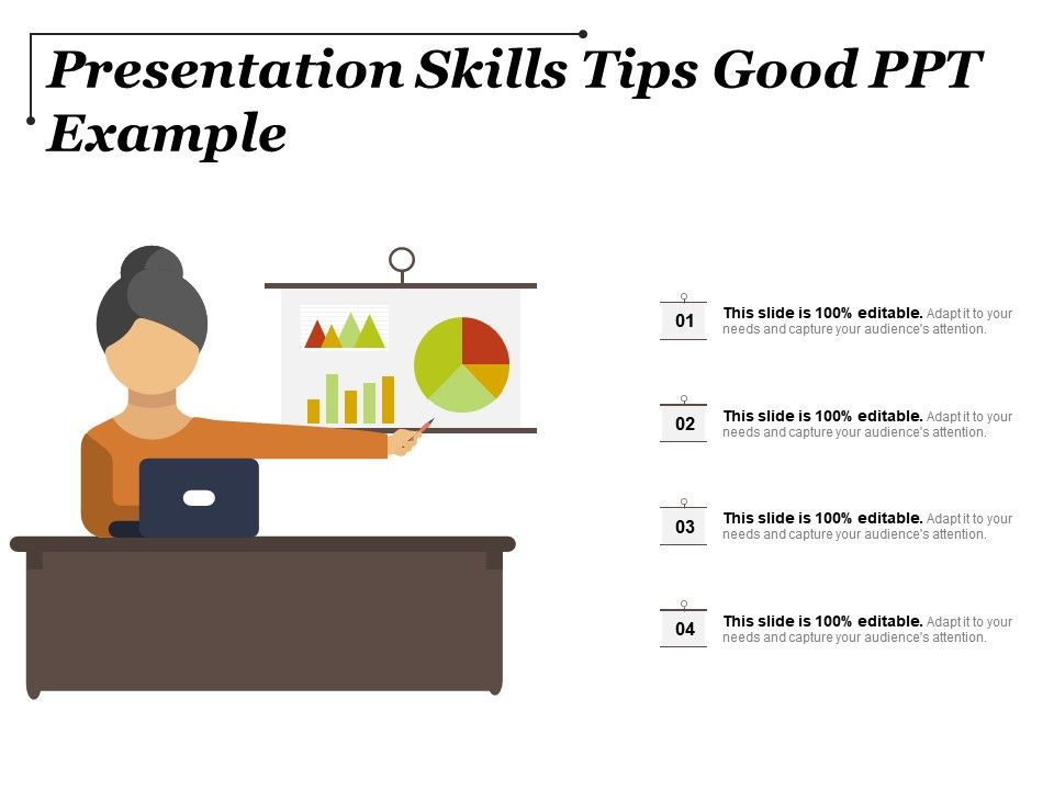 Presentation Skills Tips Good Ppt Example PowerPoint Slides