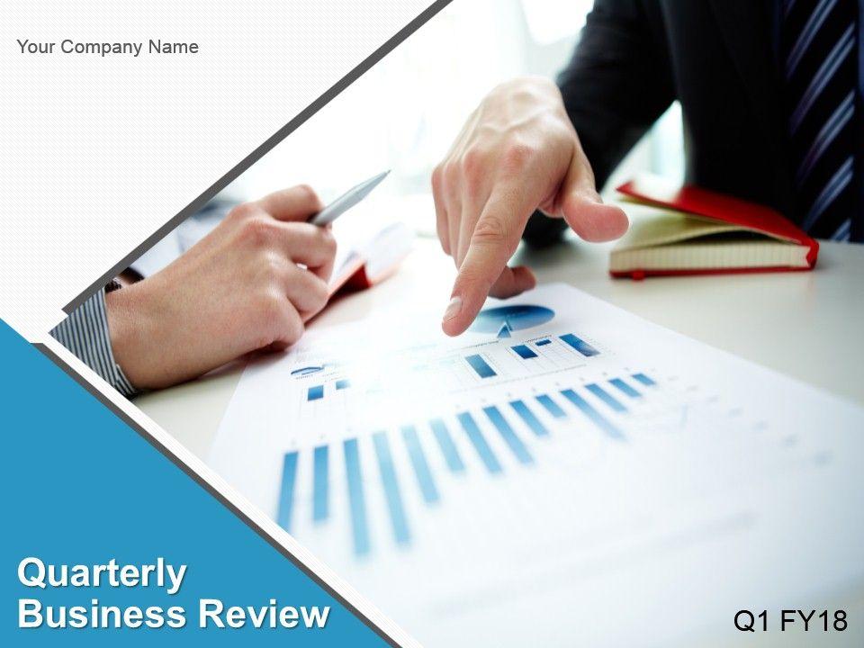 Quarterly Business Review Powerpoint Presentation Slides Quarterly