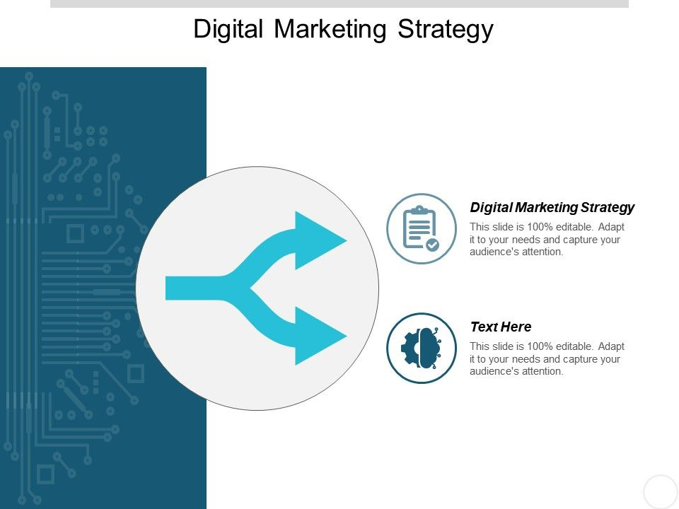 Digital Marketing Strategy Ppt Powerpoint Presentation Gallery