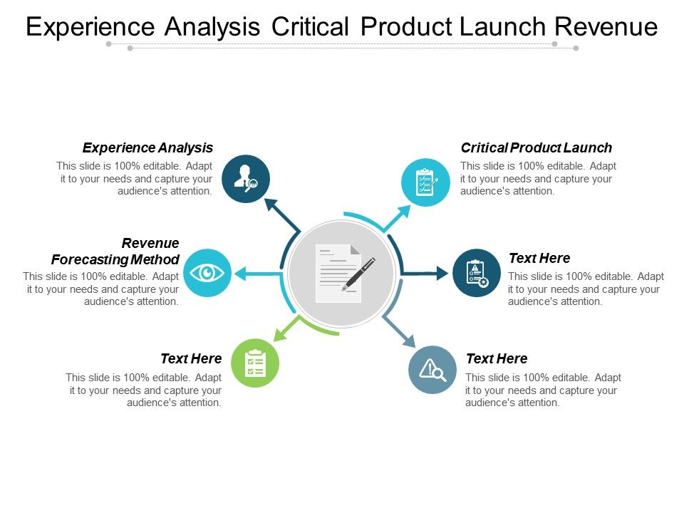 Experience Analysis Critical Product Launch Revenue Forecasting