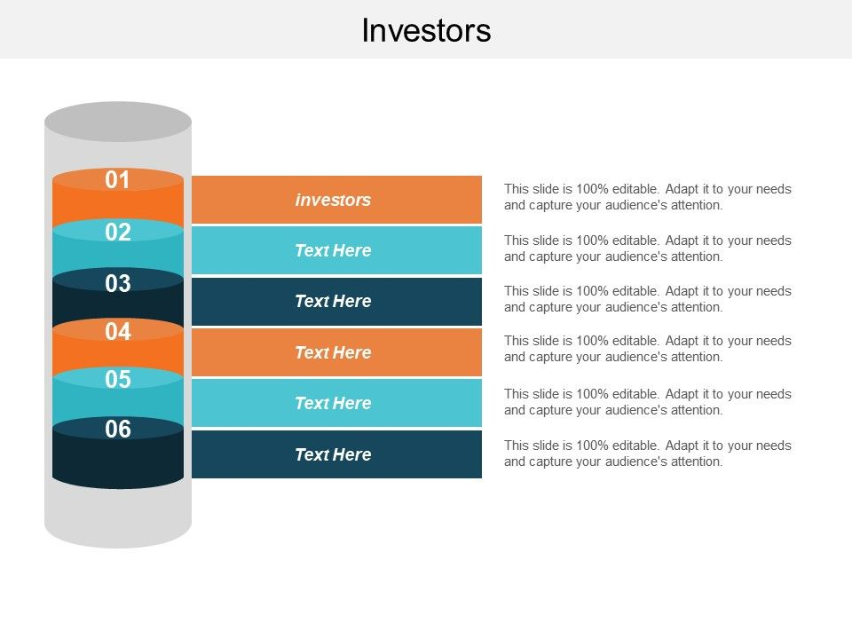 Investors Ppt Powerpoint Presentation Gallery Infographic Template