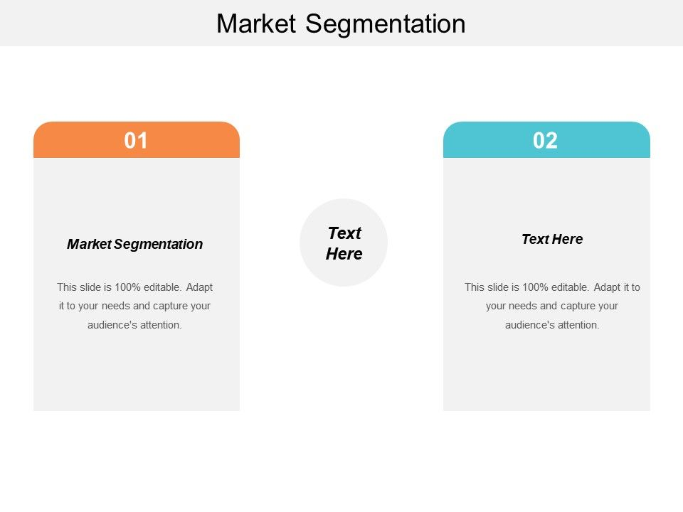 Market Segmentation Ppt Powerpoint Presentation Gallery Background