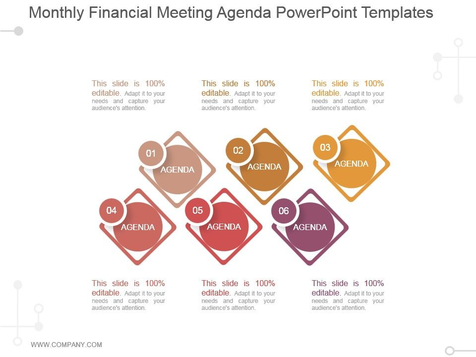 73152735 Style Linear Single 6 Piece Powerpoint Presentation Diagram - meeting agenda template powerpoint