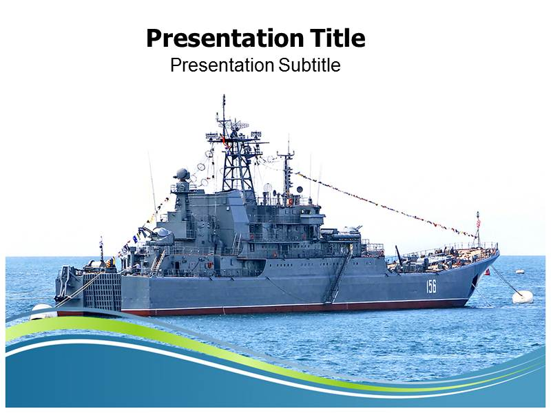 Navy Powerpoint Templates Powerpoint Presentation On Navy Template