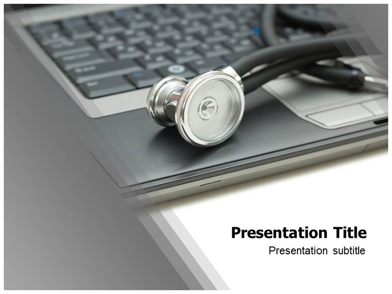 Medical Database Powerpoint (PPT) Templates PPT Template for