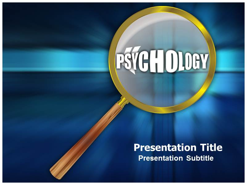 Psychology Powerpoint PPt Templates Psychologically Powerpoint