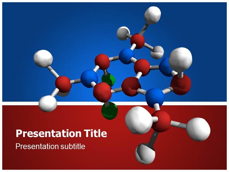 Organic Chemistry (PPT) Powerpoint Templates Organic chemistry