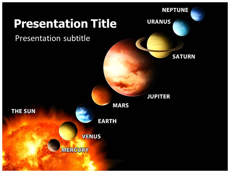 Solar System (PPT) Powerpoint Templates Solar System Powerpoint