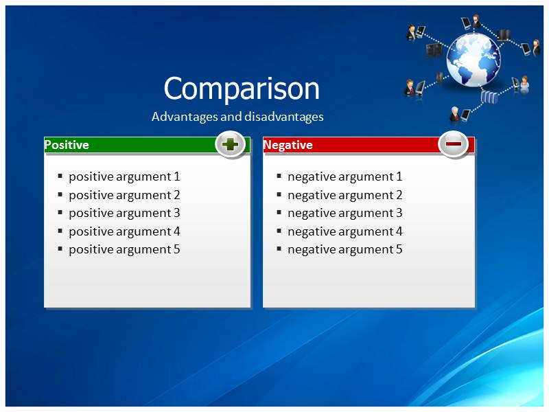 Grid Computing Powerpoint Templates, PPT Grid Computing Slide, Grid