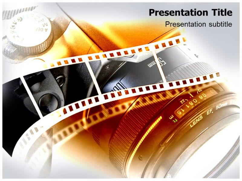 Photography Tips (PPT)Powerpoint Template Photography Templates