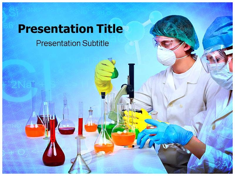 Science Powerpoint(PPT)Templates Powerpoint Template on Science