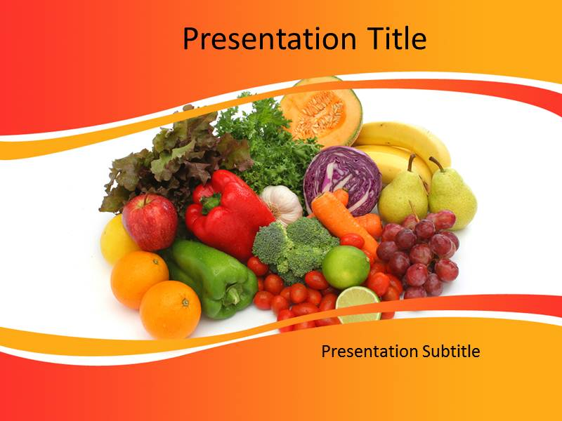 Diets PPT Template Fitness PPT Templates Nutrition\u0027s Powerpoint