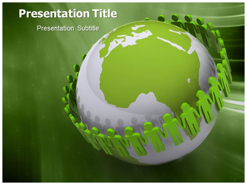 Ecology And Environment Powerpoint Templates Powerpoint