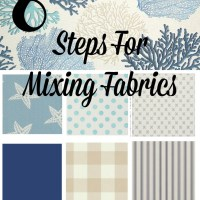 Mixing Fabric:  Tuesday's Textile Mix