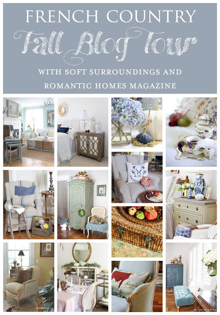 French Country Fall Blog Tour