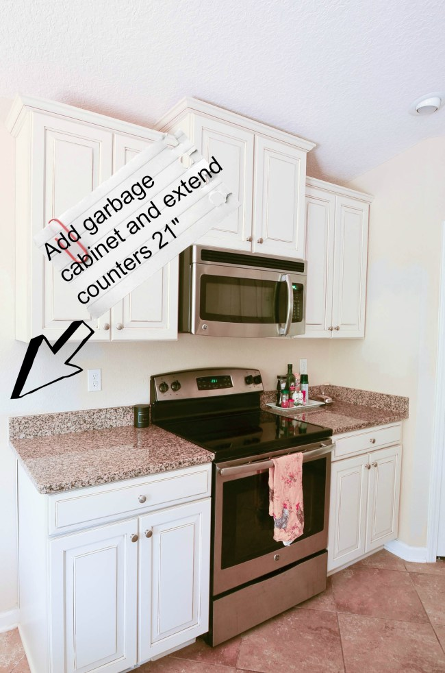 Kitchen and Dining Room Makeover-13 Graphic