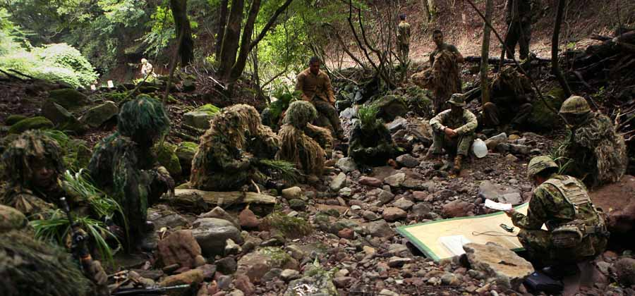 How to Become a Marine Corps Scout Sniper \u2013 Slightly Qualified