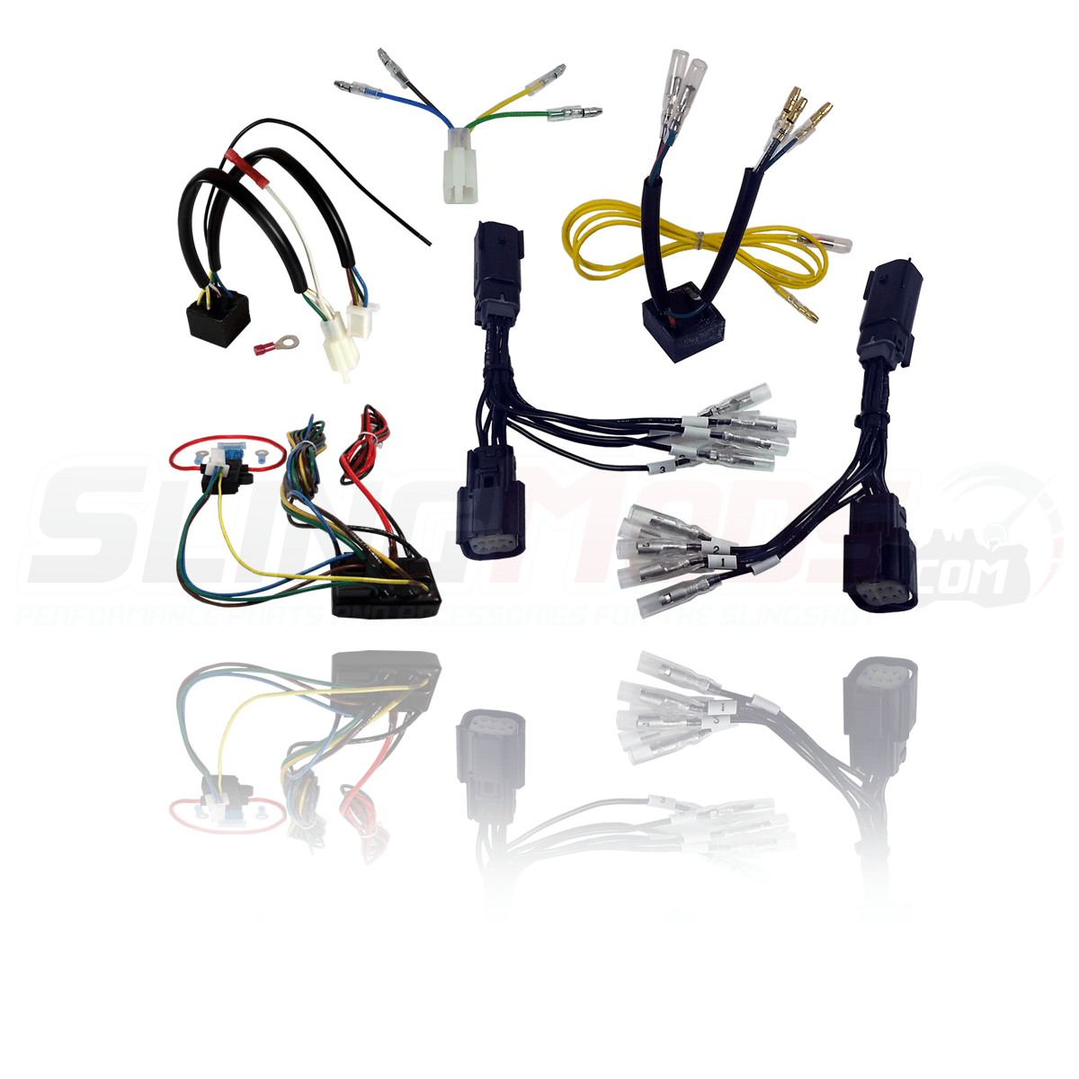 5 wire hitch harness