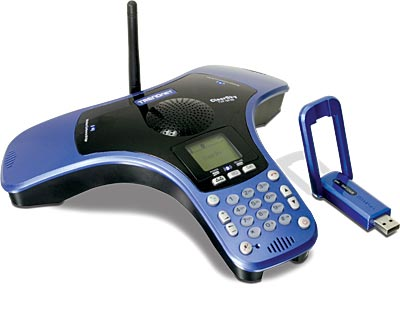 ClearSky Bluetooth VoIP Conference Phone - SlipperyBrick