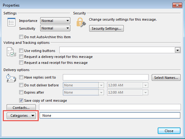 Add Calendar Shortcuts Outlook 2010 Microsoft Outlook Email And Calendar Software Outlook Categories Flags And Imap Accounts