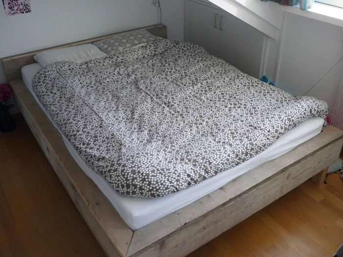 219 99 in winkelmand sku 0055 categorie u00ebn bedden meubels woning tags 2 persoonsbed bed van