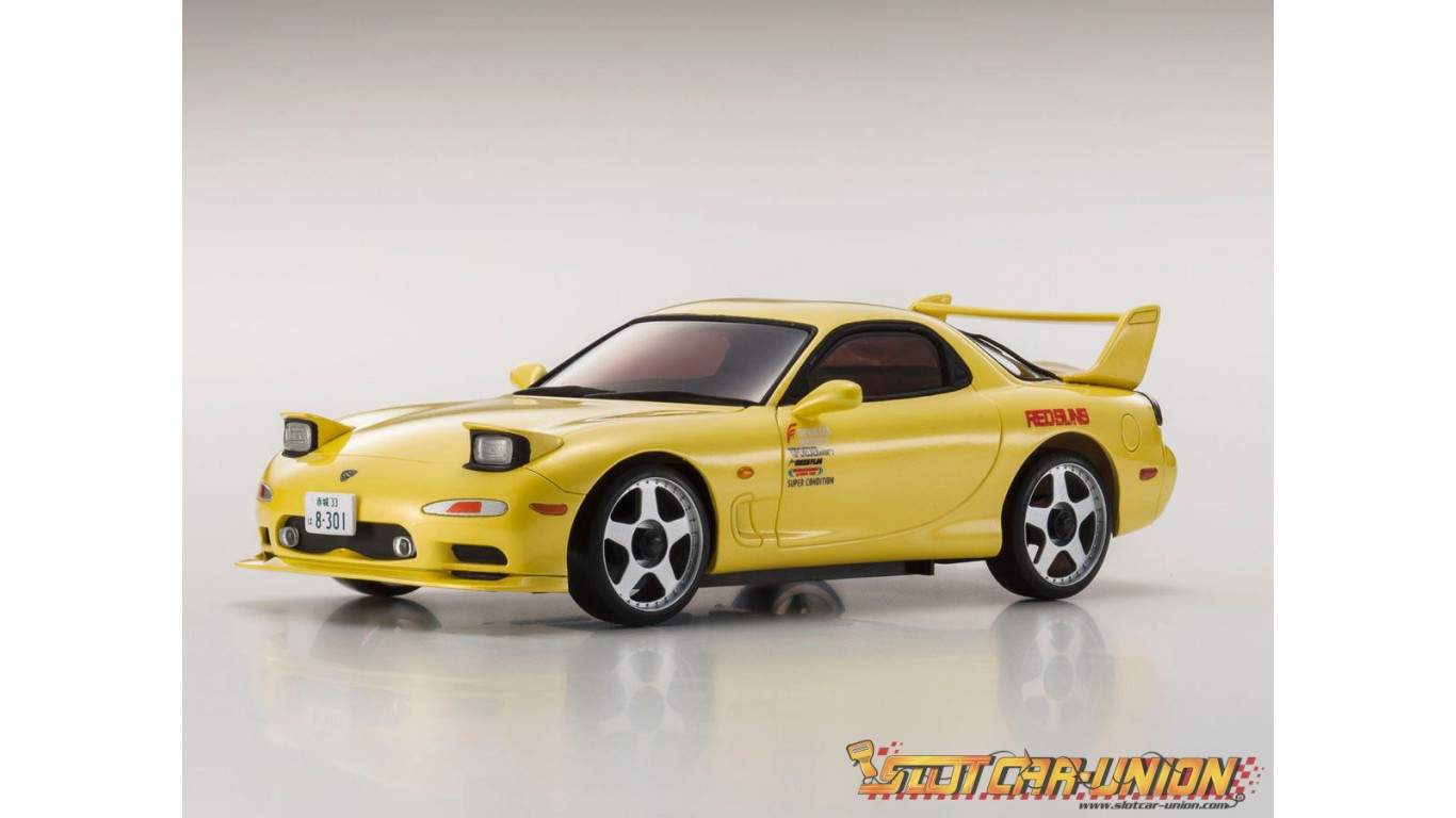 Kyosho Mini Z Ma020 Sports 4wd Mazda Rx7 Fd3s Auto Electrical Fuse Box Kancil 850