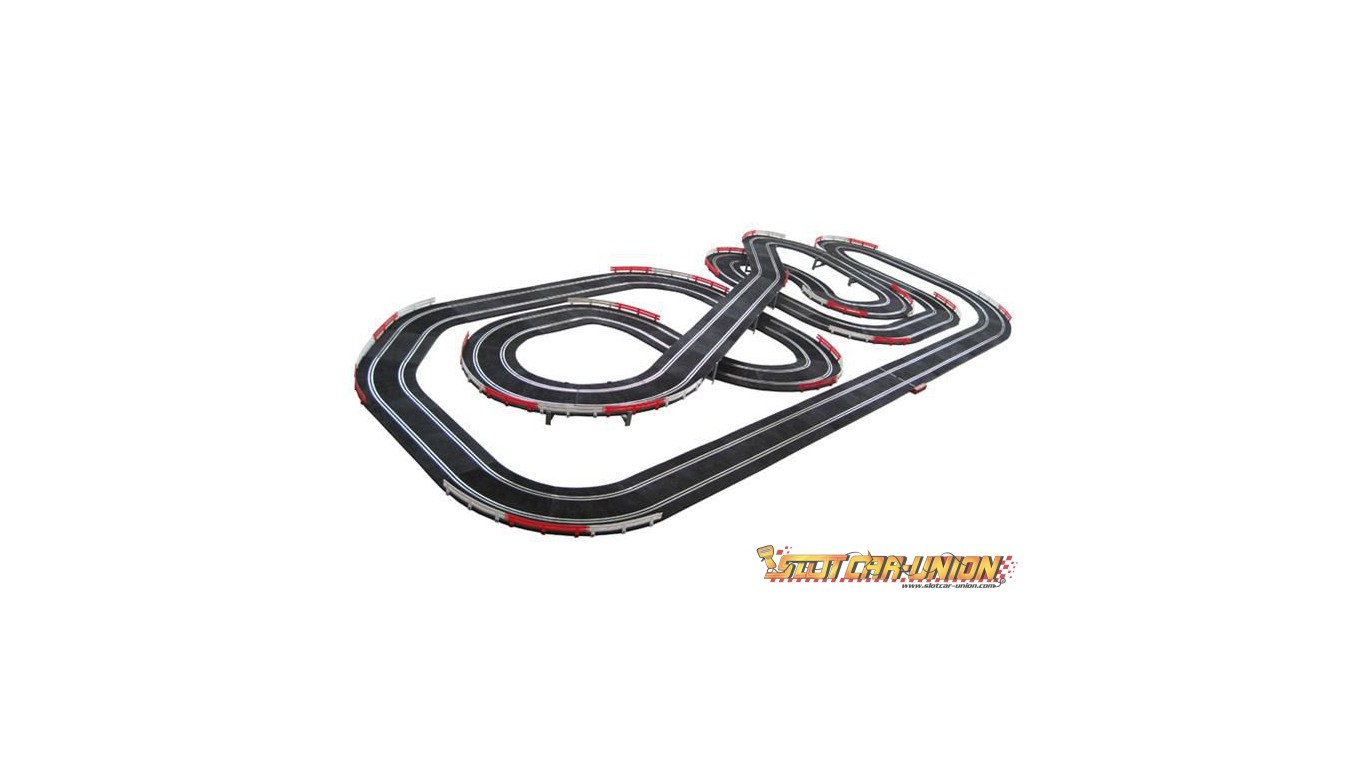 wiring ho slot car track