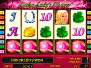 Игровые автоматы Lucky Lady Charm Deluxe мак