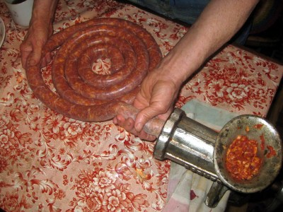 Homemade Sausages (Domáce Klobásy) recipe - Slovak Cooking