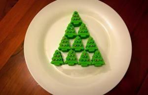 epik pohon Natal