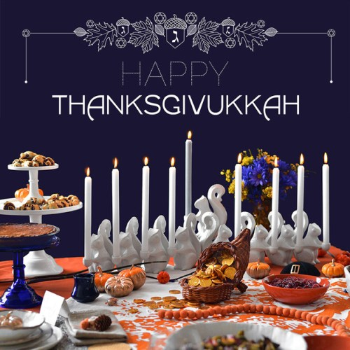 thanksgiving and hanukkah