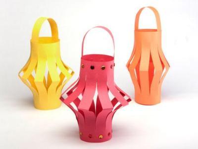 chinese lantern craft