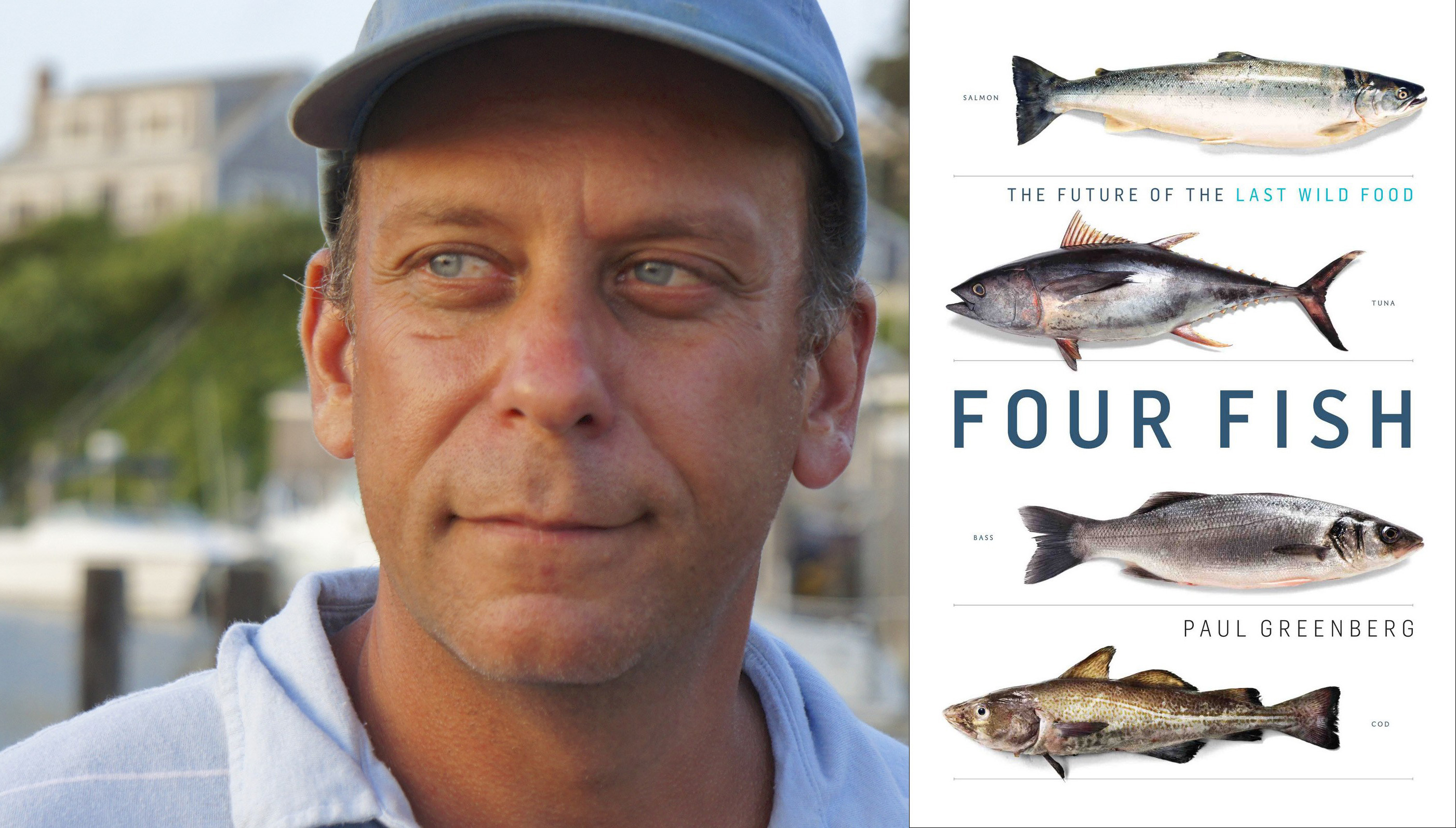 Slow Food Russian River Book Group reads Four Fish, by Paul Greenberg