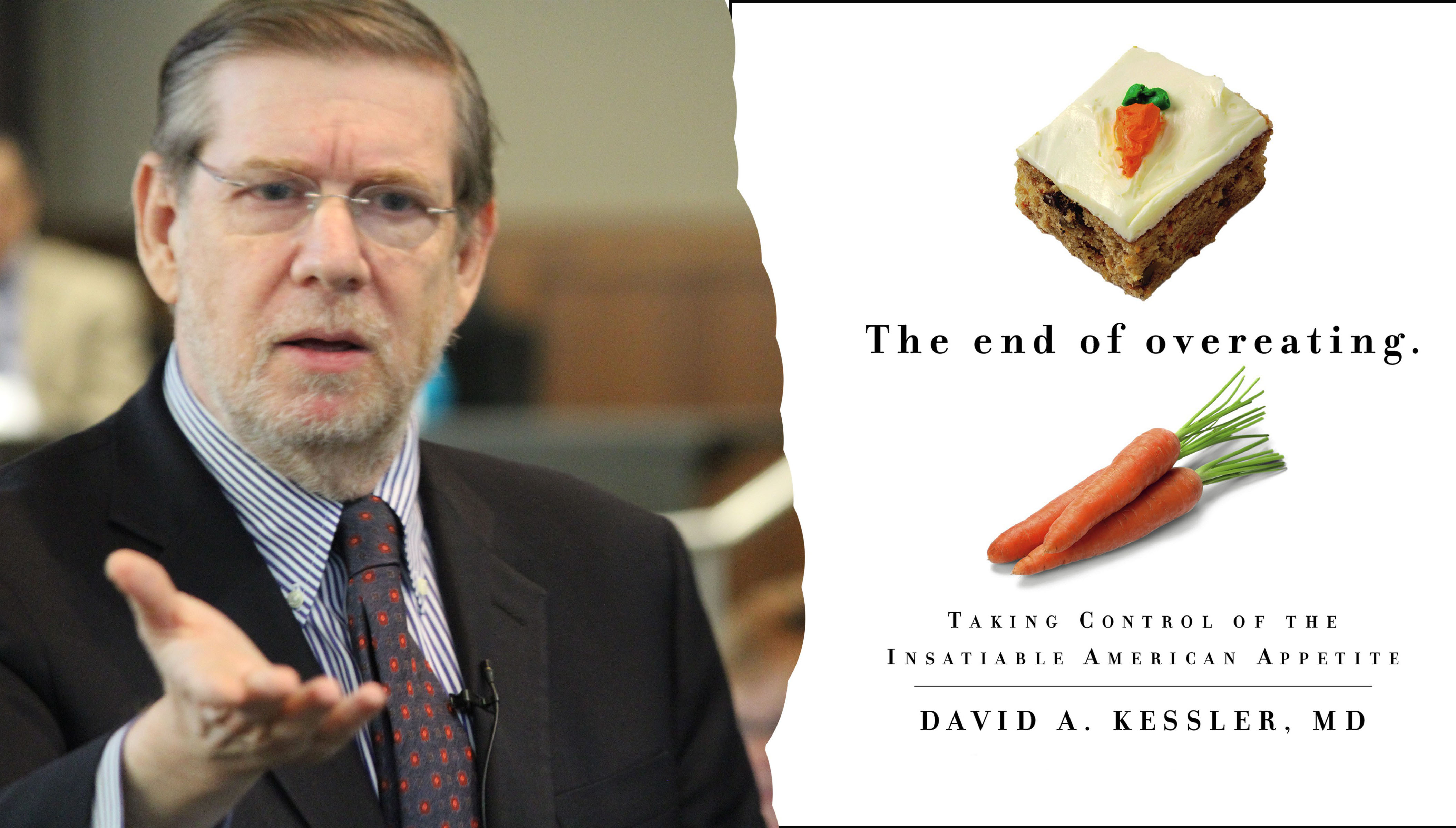 May 2016 Book Group Choice: The End of Overeating: Taking Control of the Insatiable American Appetite