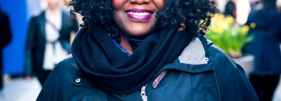 Local Voice: Germaine Thomas, Performing Artist