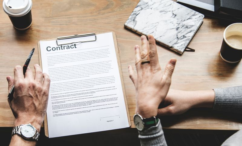 Photography Contract Template (2019 Update)