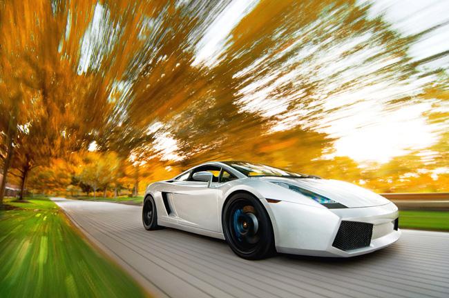 Blue Lamborghini Hd Wallpaper Auto Photography Stunning Action Shots Using A Rig